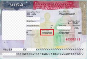 U.S. VISA AUTHORIZATION FORM 5