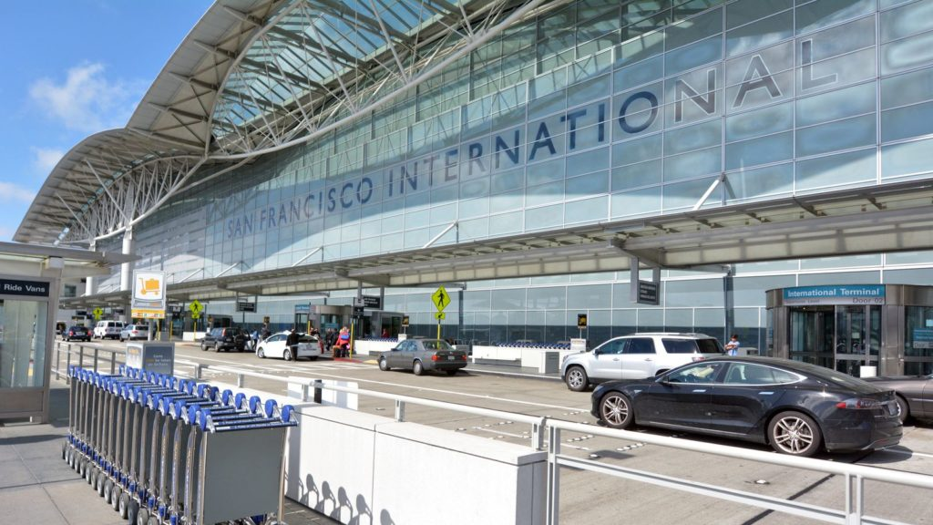 Traveling to USA as It Reopens