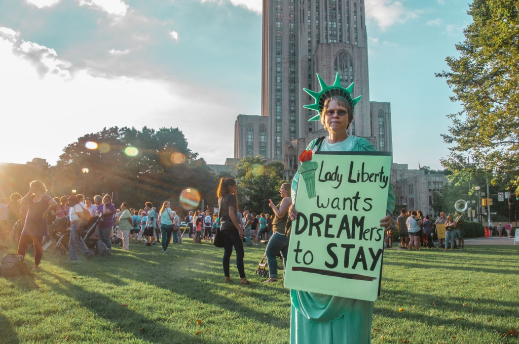 Green Cards for DACA & TPS holders