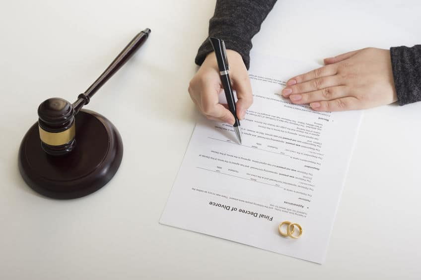 Divorce After Getting a Conditional Green Card 2021