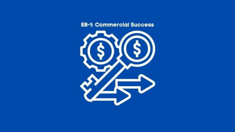 Eb-1: What Is Commercial Success in the Performing Arts, and How to Satisfy It?