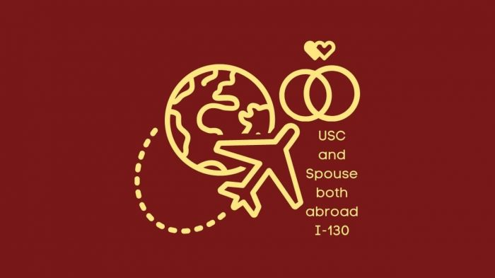 Green Card for My Spouse While Living Abroad